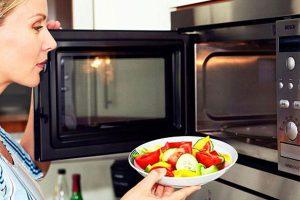 ظروف مناسب برای مواد غذایی داخل مایکروفر