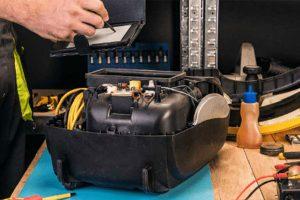 کاهش قدرت موتور جاروبرقی