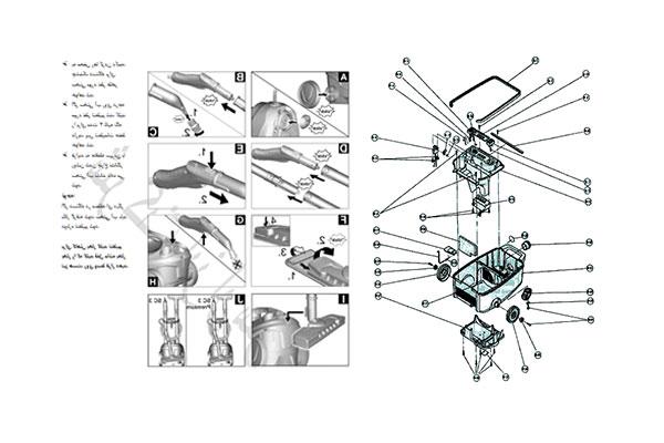 دفترچه فارسی استفاده از بخارشوی کارچر sc2